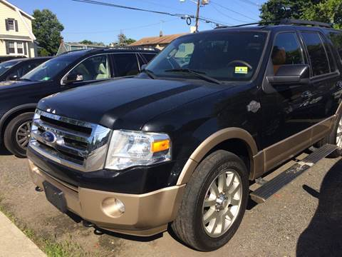 2011 Ford Expedition for sale at Charles and Son Auto Sales in Totowa NJ