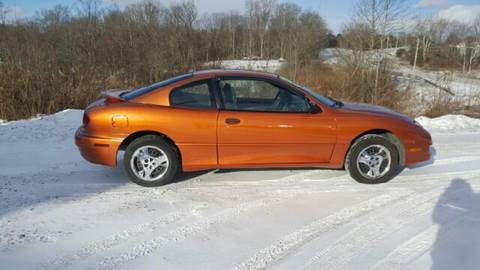 2004 Pontiac Sunfire for sale in Woodsfield, OH