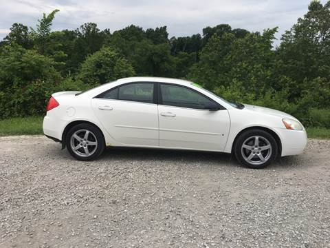 2007 Pontiac G6 for sale in Woodsfield, OH