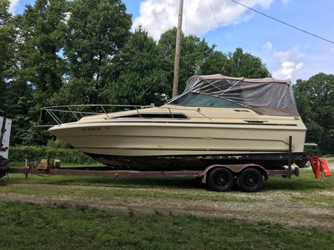 1985 Sea Ray 250 Sundancer for sale in Woodsfield, OH
