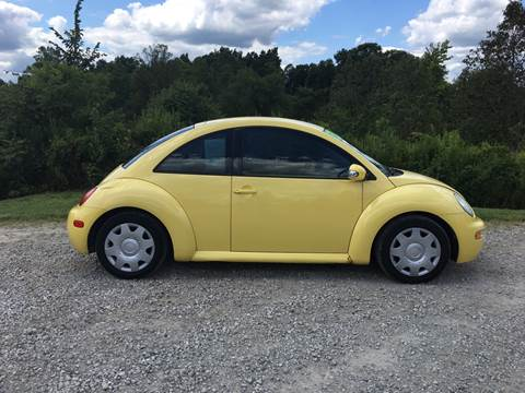 2004 Volkswagen New Beetle GL for sale at Skyline Automotive LLC in Woodsfield OH