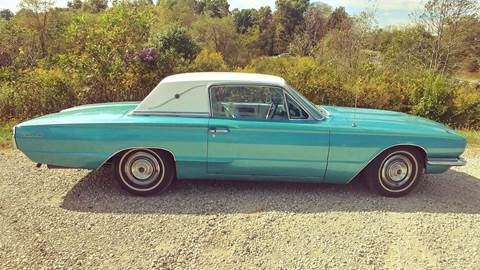 1966 Ford Thunderbird for sale at Skyline Automotive LLC in Woodsfield OH