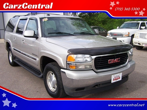 2005 GMC Yukon XL for sale in Estherville, IA