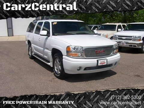 2006 GMC Yukon XL for sale in Estherville, IA