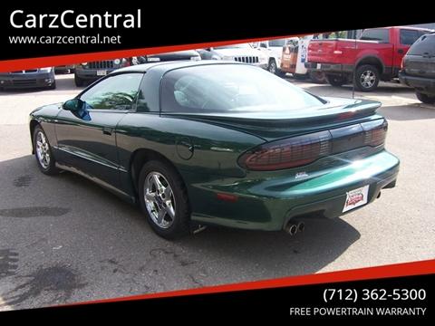 1996 Pontiac Firebird for sale in Estherville, IA