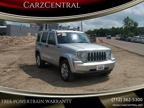 2008 Jeep Liberty for sale in Estherville, IA
