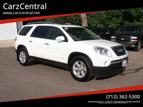 2010 GMC Acadia for sale in Estherville, IA
