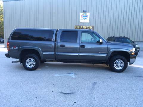 2002 Chevrolet Silverado 2500HD for sale in Derry, NH