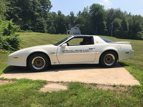 1989 Pontiac Firebird for sale in Auburn, NH