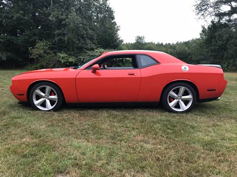 2008 Dodge Challenger for sale at Cella  Motors LLC in Auburn NH