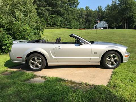 2006 Ford Mustang for sale at Cella  Motors LLC in Auburn NH