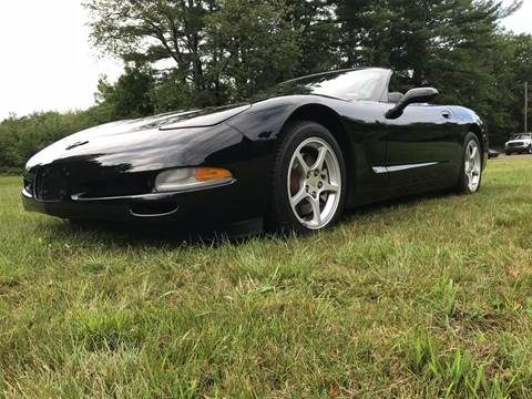 2000 Chevrolet Corvette for sale at Cella  Motors LLC in Auburn NH