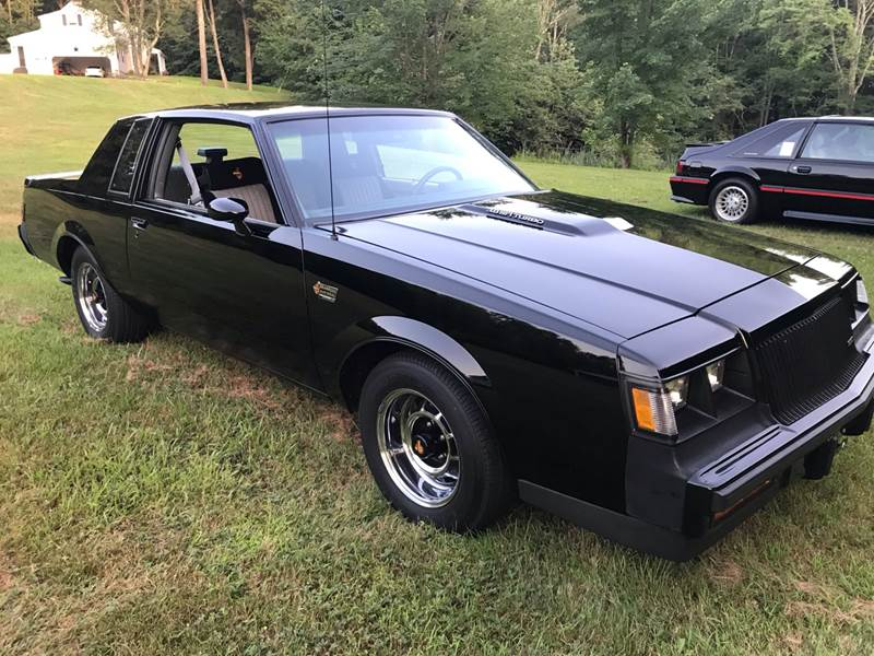 1987 Buick Regal for sale at Cella  Motors LLC in Auburn NH