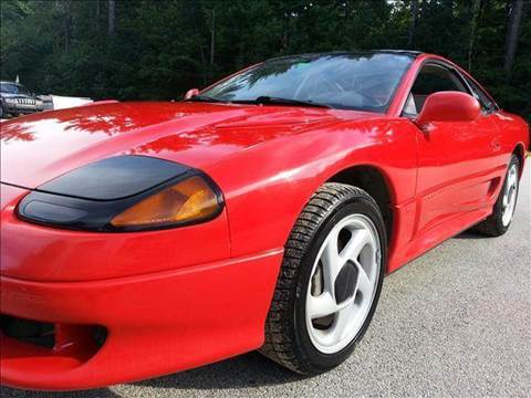 1992 Dodge Stealth for sale at Cella  Motors LLC in Auburn NH