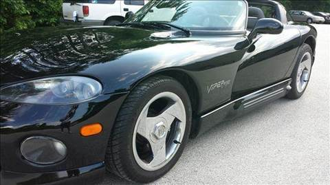 1994 Dodge Viper for sale at Cella  Motors LLC in Auburn NH