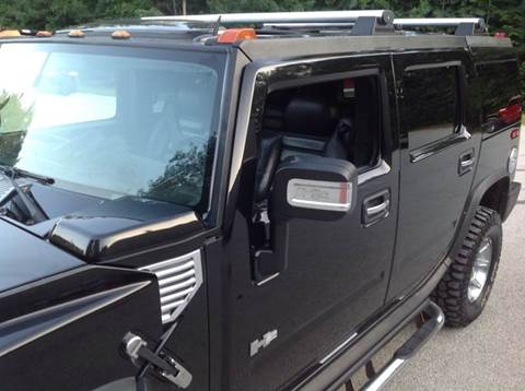 2006 HUMMER H2 for sale at Cella  Motors LLC in Auburn NH