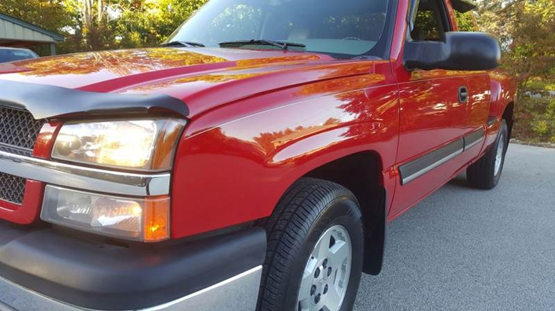 2004 Chevrolet Silverado 1500 for sale at Cella  Motors LLC in Auburn NH