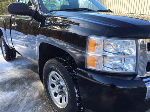 2008 Chevrolet Silverado 1500 for sale at Cella  Motors LLC in Auburn NH