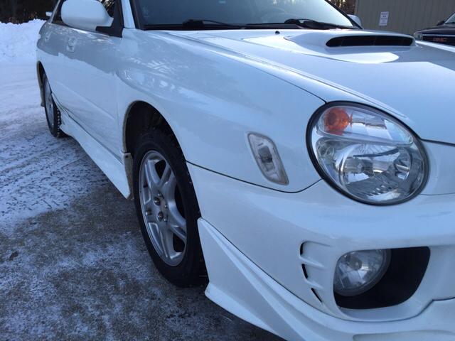2003 Subaru Impreza for sale at Cella  Motors LLC in Auburn NH
