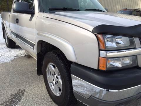 2005 Chevrolet Silverado 1500 for sale at Cella  Motors LLC in Auburn NH