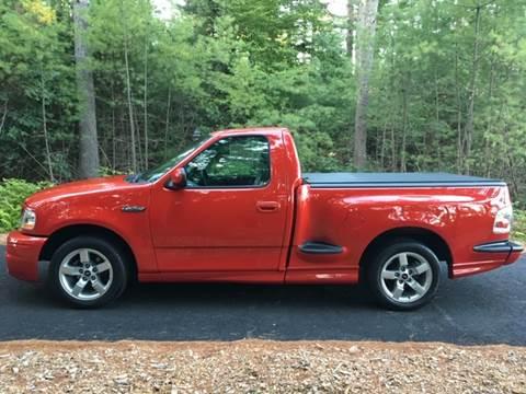 2001 Ford F-150 SVT Lightning for sale at Cella  Motors LLC in Auburn NH