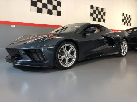 2020 Chevrolet Corvette for sale at Cella  Motors LLC in Auburn NH