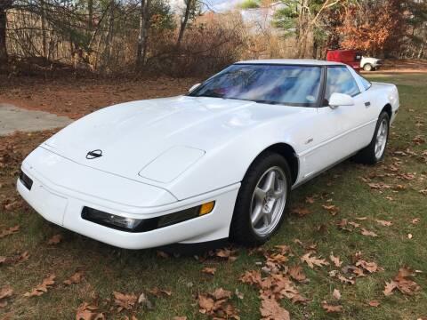 1995 Chevrolet Corvette for sale at Cella  Motors LLC in Auburn NH