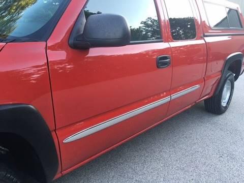 2004 GMC Sierra 1500 for sale at Cella  Motors LLC in Auburn NH