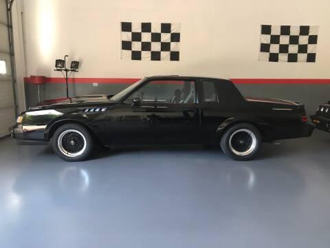 1987 Buick Regal for sale at Cella  Motors LLC in Auburn NH
