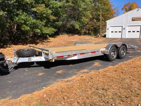2021 Quality Steel & Aluminum Produ 83 X 20 for sale at Cella  Motors LLC in Auburn NH