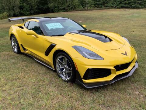 2019 Chevrolet Corvette for sale at Cella  Motors LLC in Auburn NH