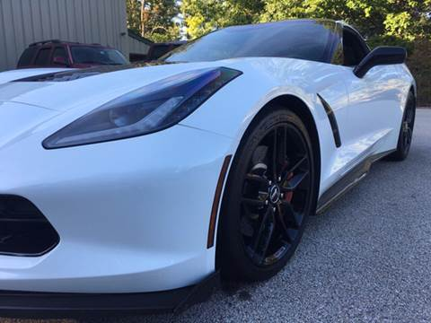 2014 Chevrolet Corvette for sale at Cella  Motors LLC in Auburn NH