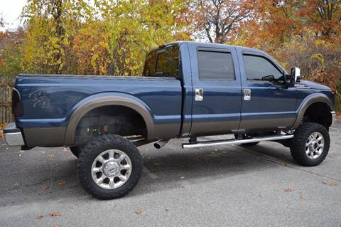 2015 Ford F-250 Super Duty for sale at Cella  Motors LLC in Auburn NH