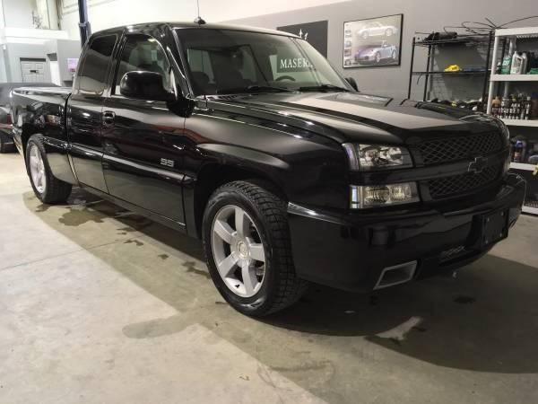 2003 Chevrolet Silverado 1500 SS for sale at Cella  Motors LLC in Auburn NH