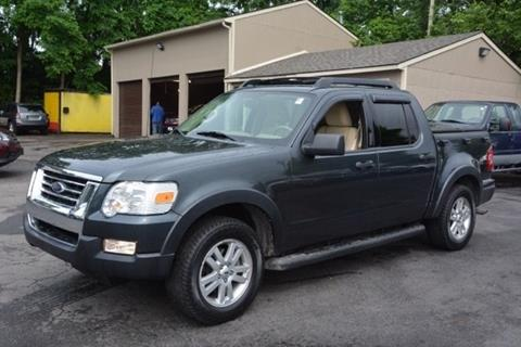 2010 Ford Explorer Sport Trac for sale in Frederick, MD