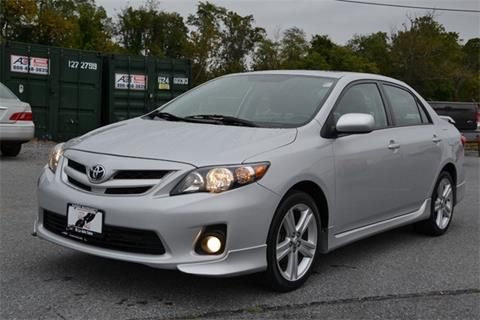 2013 Toyota Corolla for sale in Frederick, MD