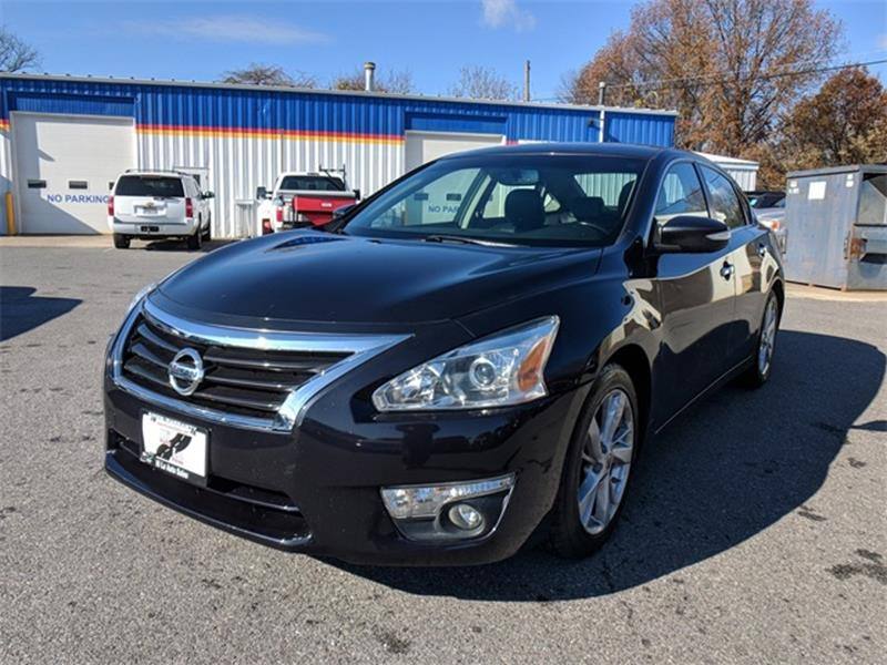Hilo Auto Sales Frederick Md: 2014 Nissan Altima 2.5 SV 4dr Sedan In Frederick MD
