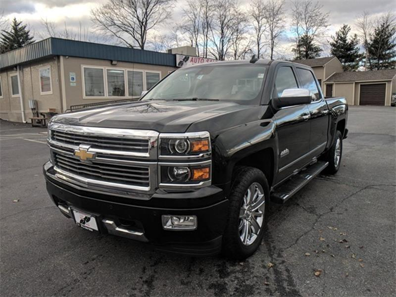 Hilo Auto Sales Frederick Md: 2015 Chevrolet Silverado 1500 High Country In Frederick MD