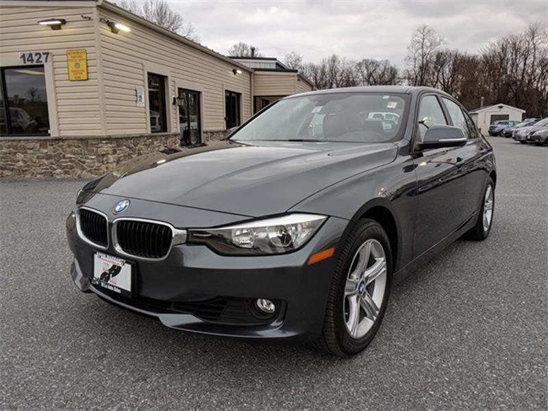 Hilo Auto Sales Frederick Md: 2015 Bmw 3 Series AWD 328i XDrive 4dr Sedan SULEV In
