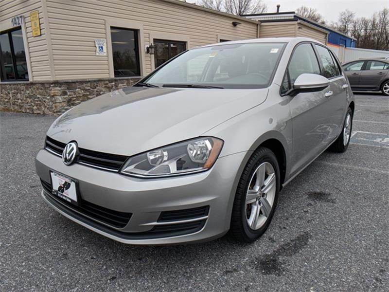 Hilo Auto Sales Frederick Md: 2015 Volkswagen Golf TDI S 4-Door In Frederick MD