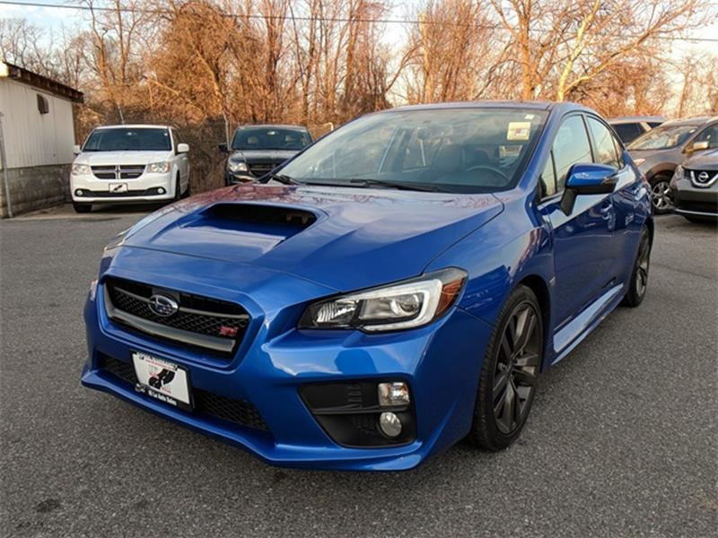 Hilo Auto Sales Frederick Md: 2015 Subaru Wrx AWD STI 4dr Sedan In Frederick MD