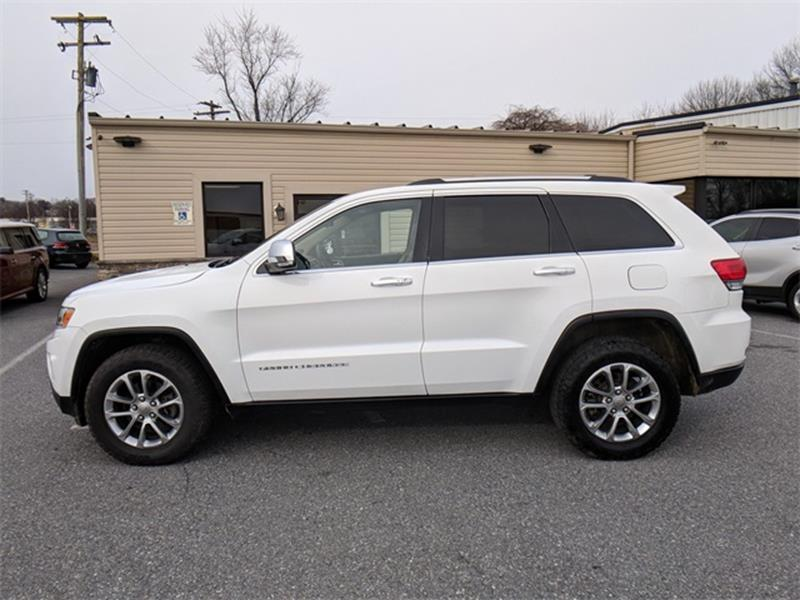 2015 jeep grand cherokee 4x4 limited 4dr suv in frederick md hi lo auto sales. Black Bedroom Furniture Sets. Home Design Ideas