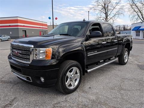 2014 GMC Sierra 2500HD for sale in Frederick, MD