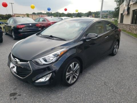 2014 Hyundai Elantra Coupe for sale in Frederick, MD