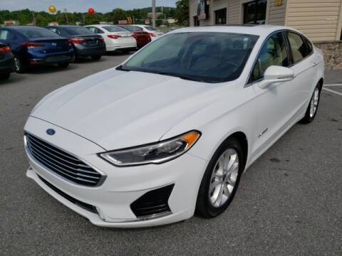 2019 Ford Fusion Hybrid for sale at Hi-Lo Auto Sales in Frederick MD