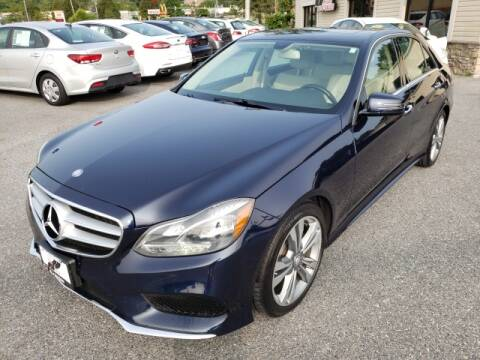2014 Mercedes-Benz E-Class for sale at Hi-Lo Auto Sales in Frederick MD