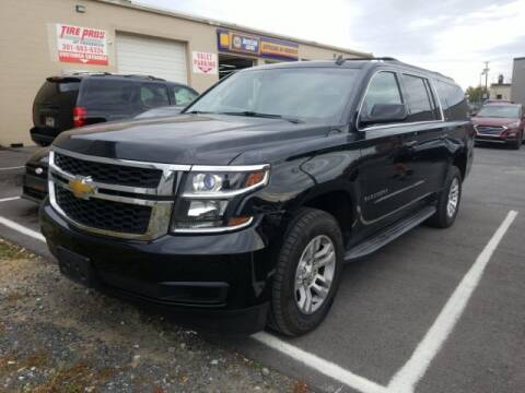 2015 Chevrolet Suburban for sale at Hi-Lo Auto Sales in Frederick MD