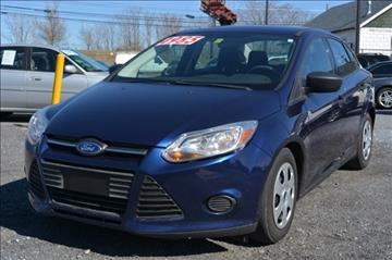 2012 Ford Focus for sale in Frederick, MD