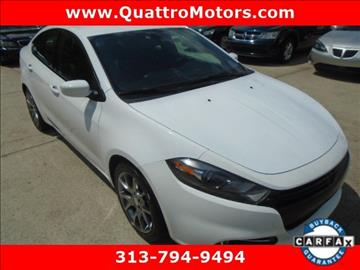 2015 Dodge Dart for sale in Redford, MI