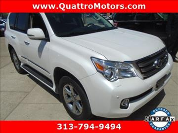 2013 Lexus GX 460 for sale in Redford, MI